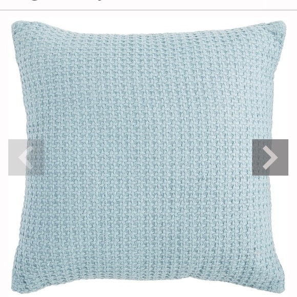 Pier One Decorative Pillows Inspiration Other Pier One Basketweave Throw Pillows Set Poshmark